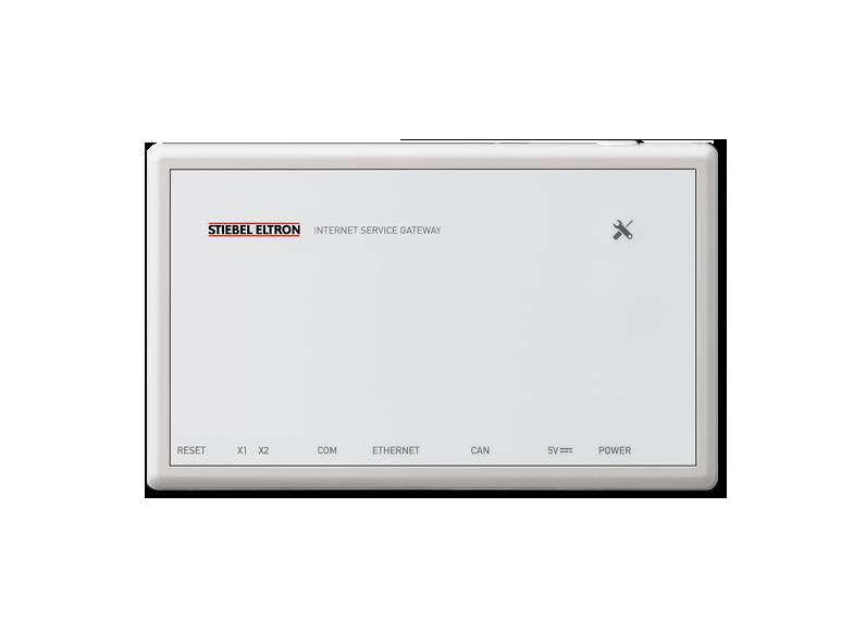 STIEBEL ELTRON Controller / Energy management ISG web
