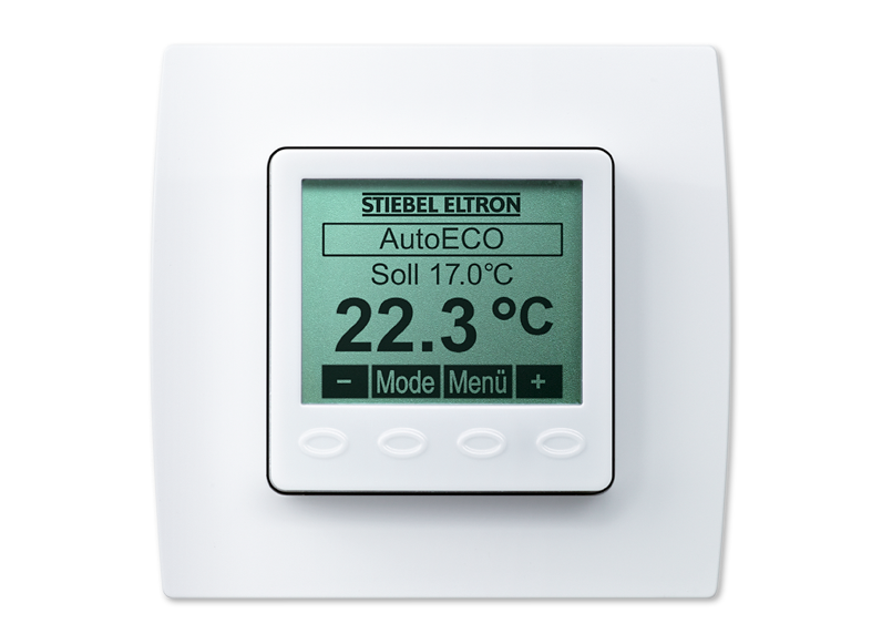 rtf z2 eltron temperature controller of stiebel eltron. Black Bedroom Furniture Sets. Home Design Ideas