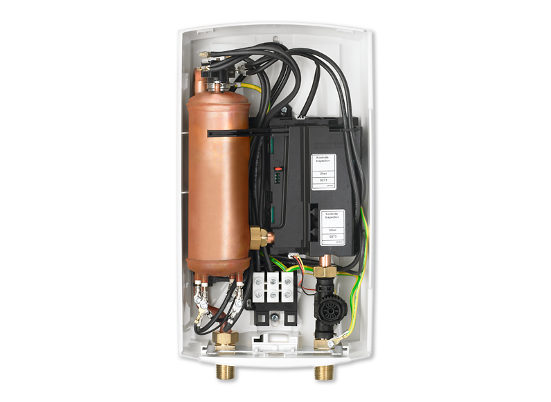 dhc e 12 compact instantaneous water heater of stiebel eltron. Black Bedroom Furniture Sets. Home Design Ideas