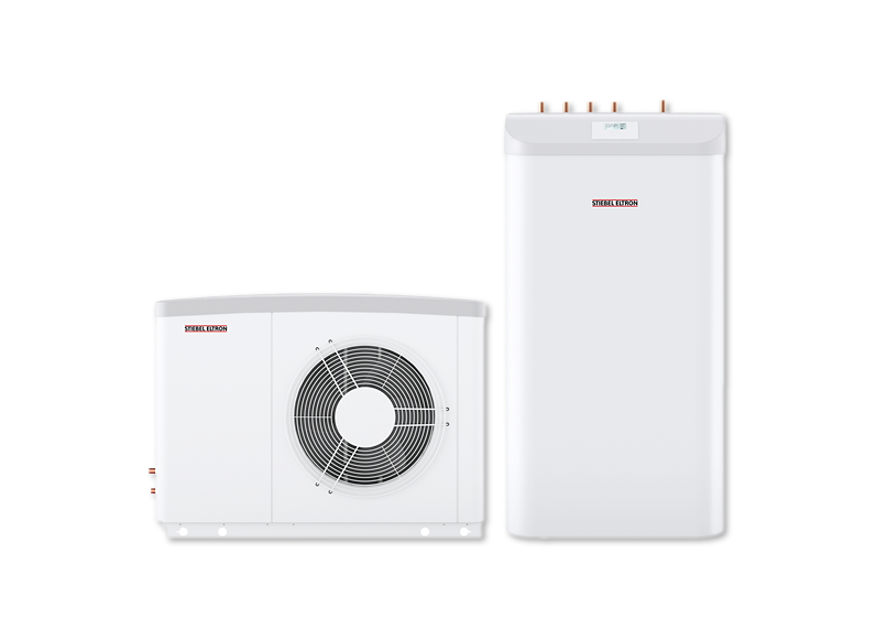 WPL 09 ACS classic compact set S Air | water heat pumps of STIEBEL ELTRON - 1
