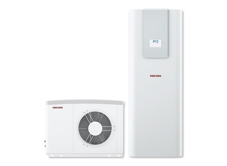 WPL 17 ACS classic compact plus set S Air | water heat pumps of STIEBEL ELTRON - 1