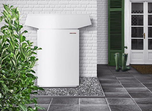 WPL 13 E Air | water heat pumps of STIEBEL ELTRON - 3