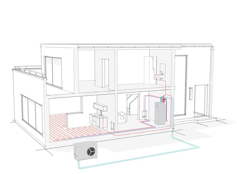 WPL 15 AS Air | water heat pumps of STIEBEL ELTRON - 3